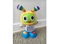 Fisher price dance and move beatbo - As New