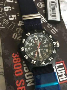 Luminox Master Carbon SEAL 3800 Series. New with tags.