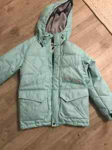 Size small Volcom Down-filled jacket