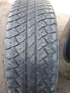 255/70r18  bridgestone dueler at