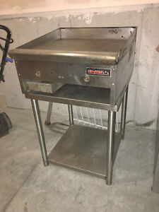 Kitchen Commercial Equipment - Egg Griddle, Fryer, Burner Kitchener / Waterloo Kitchener Area image 6