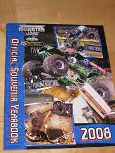 Monster Jam Official Souvenir Yearbook 2008