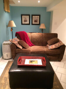 Awesome basement apartment with separate entrance-Apr 1st