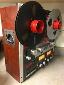STUDER REVOX NAGRA JBL TANNOY REEL TO REEL SPEAKERS