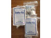 Safe-Fix Magnetic Door Licking System Childproof Door Lock