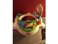 Fisher Price Rainforest Jumperoo/Bouncer