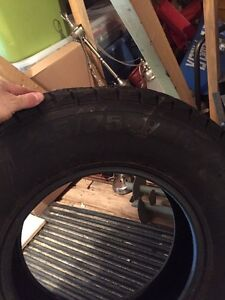 1 pneu d hiver alaska