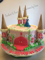 Cake Decorator ~ FONDANT & FROSTING - Creations by Lisa