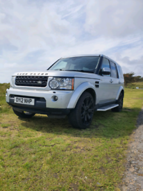Land Rover Discovery 4 HSE 2012(Inc luxury pack)