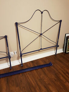 48 inch Wrought Iron Bed Frame
