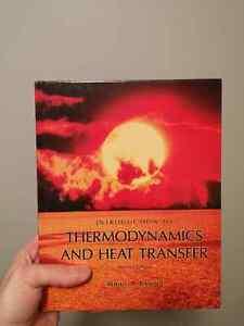 Thermodynamics & Heat Transfer