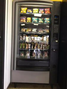Vending Route: Well Established
