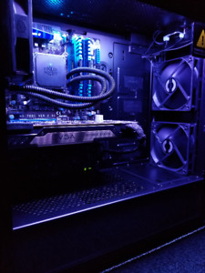 Custom gaming PC (i5 + 8GB RAM + GTX 770)