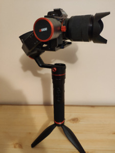 Feiyu A1000 3-Axis Gimbal Stabilizer for Sony A7, GoPro or Phone