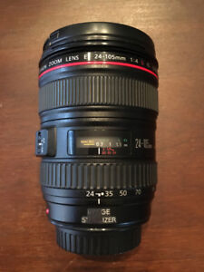 Canon EF 24-105mm f/4L IS + ND