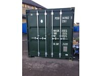 For Rent 20ft Shipping Storage Containers