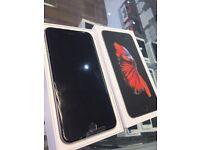 iPhone 6s 16gb -unlock-11 month apple warrenty