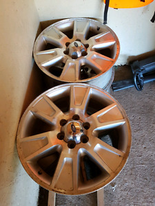20 inch rims for 2010 Ford F150 FX4