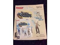 Nintendo Wii including Dance Mat and Accessories