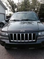 2004 Special Edition Jeep Grand Cherokee