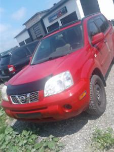 Nissan X-traill 2005