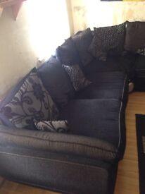 L sharp sofa
