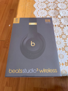 Brand New Beats Studio3 Wireless Headphones - Skyline Collection