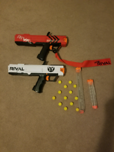 2 nerf rival