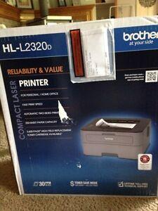 New printer