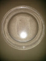 Microwave Glass Turntable 14 1/4 inches - downtown