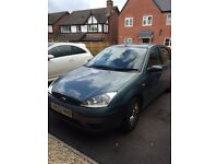 Ford Focus 1.6 zetec swap px diesel Astra Mondeo golf vectra