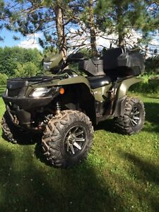 2011 KingQuad 750 (sell or trade)