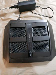 Netgear Night Hawk router