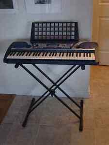 Yamaha PSR-260 Piano Keyboard Package