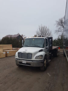 2013 Freightliner M2 Hook Lift Truck Multi Lift with 10 bins