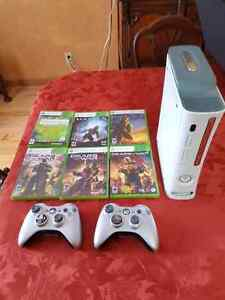 Xbox 360, games, controllers