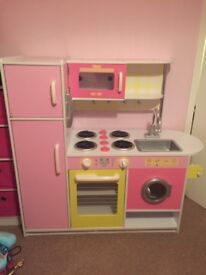 Great Little Trading Company Wooden Play Kitchen