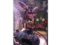 Juwel Rio 180l tank with fish