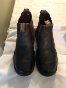 BLUNDSTONE BOOTS - should say WOMENS 8.5