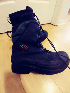 Columbia Winter Boots - Size 6