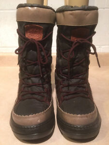Women's Aldo Si Esta Warm Winter Boots Size 9.5 London Ontario image 5