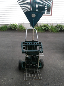 Garden cart from Lee Valley for sale  Ottawa