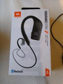JBL Endurance Sprint Wireless Bluetooth Waterproof Sports Headphones