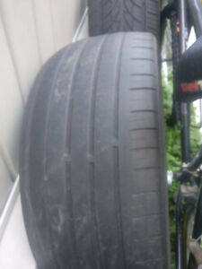 Tires. All season. $200, price is negotiable