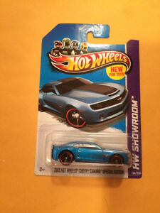 Hot Wheels Special Edition Chevy Camaro