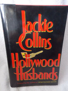 Hollywood Husbands - 1st Edition - Jackie Collins - $10.00