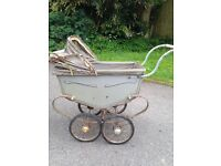 ANTIQUE FREEWAY DOLLS PRAM