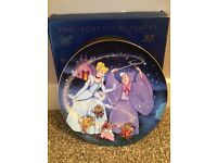 Kenley's collectable Disney plate- Cinderella