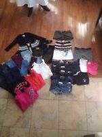 Hollister forever21 etc Large lot of clothes for girls/woman
