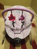 Baby Trend musical and vibrating chair